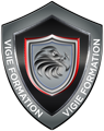 Vigie Formation Sticky Logo